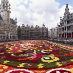 Brussels, Belgium a small country but a grandiose city