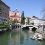 The city with white colors and green dragons, welcome to Ljubljana – Slovenia