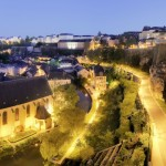 The Luxurious City of Luxembourg