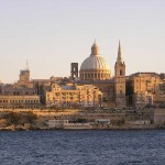 Incrusted in Rock, Founded in Noblesse and Standing on Heritage, Valletta – Malta