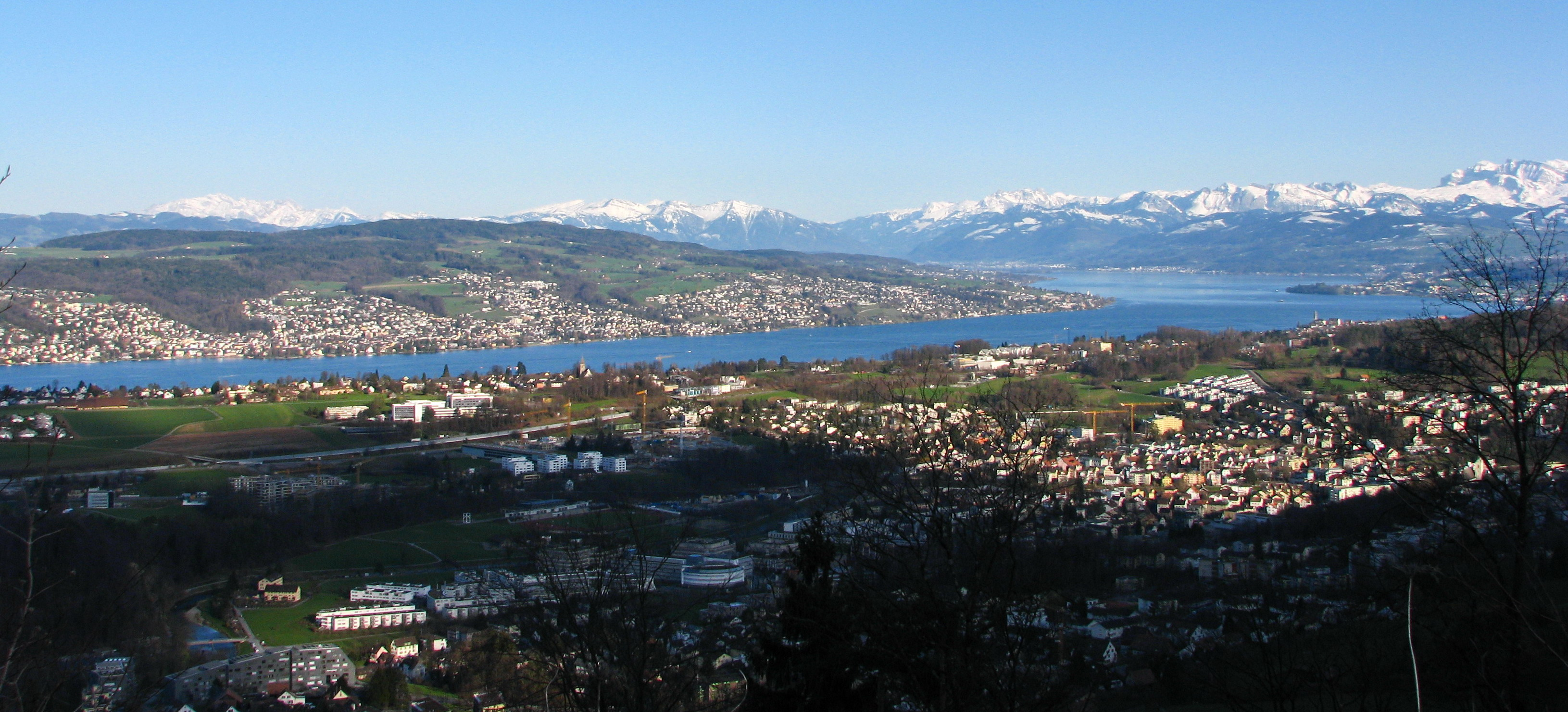 Famous for Watches, Chocolate, and Banks, Zurich – Switzerland