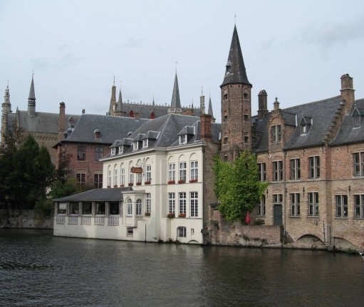 Bruges world heritage center