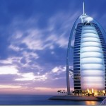 Burj Al Arab Only 7 Star Hotel in the World