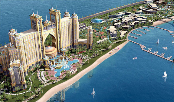 Luxury in dubai for The most luxurious hotel in dubai