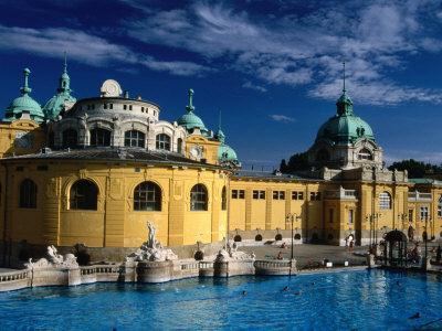 Szenchenyi Bath and Spa Budapest