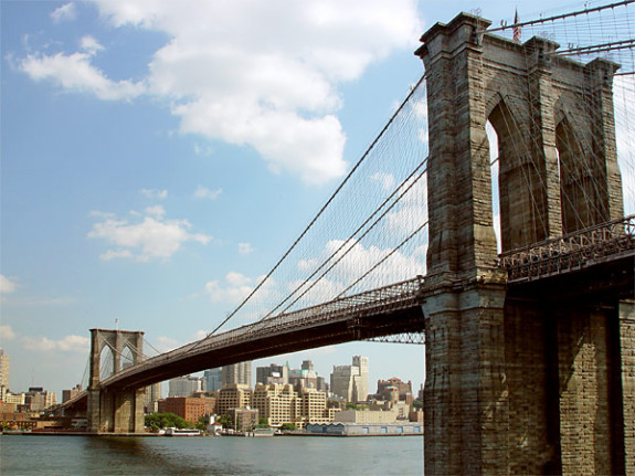 Brooklyn Bridge and Heights