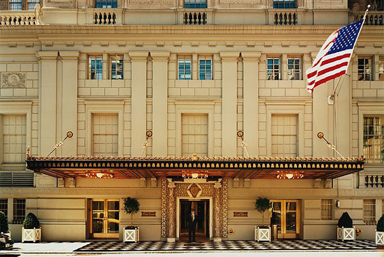 top 5 luxury hotels in new york