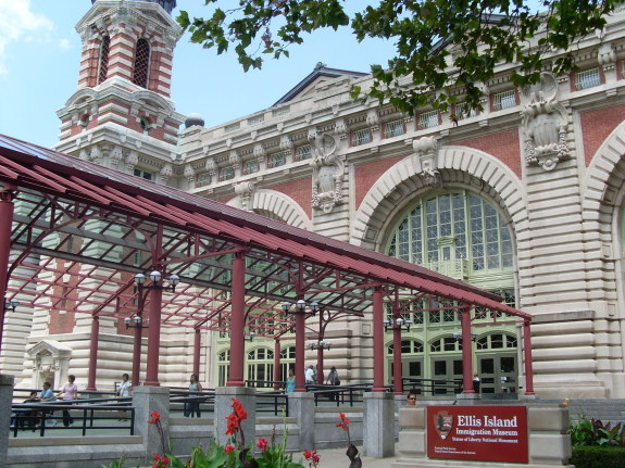The Ellis Island History Museum