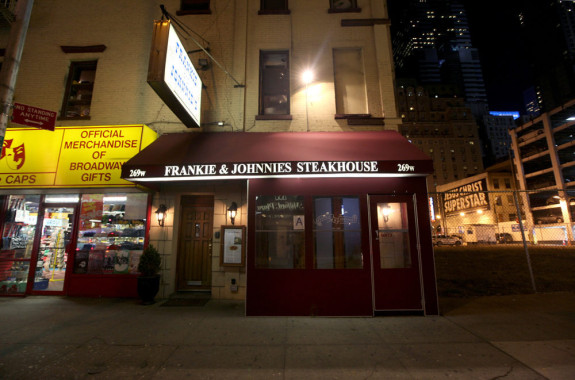 Frankie and Johnnie's