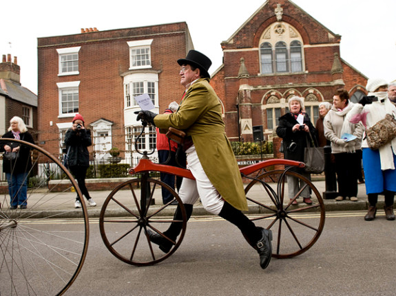Charles Dickens's 200th Birthday Celebration, Portsmouth, England
