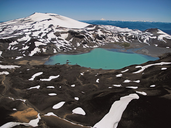 Chile's Lake and volcano regions
