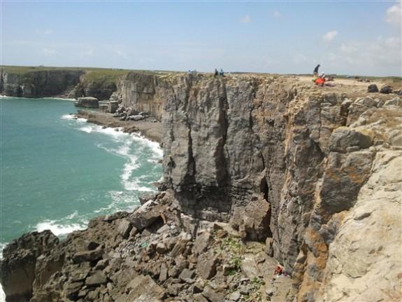 Coast Path, Wales