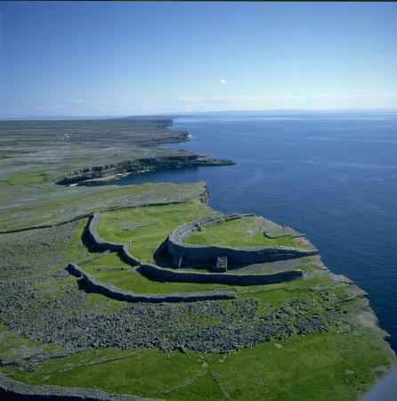Dun Aengus, Aran Islands, Ireland
