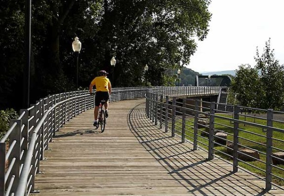 Great Allegheny Passage, Cumberland, Maryland to Pittsburgh, Pennsylvania
