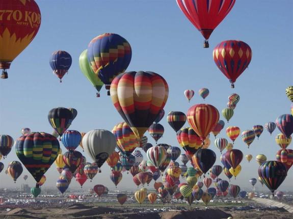 International Balloon Fiesta, Albuquerque, New Mexico