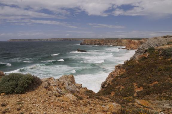Sagres Bay, Portugal