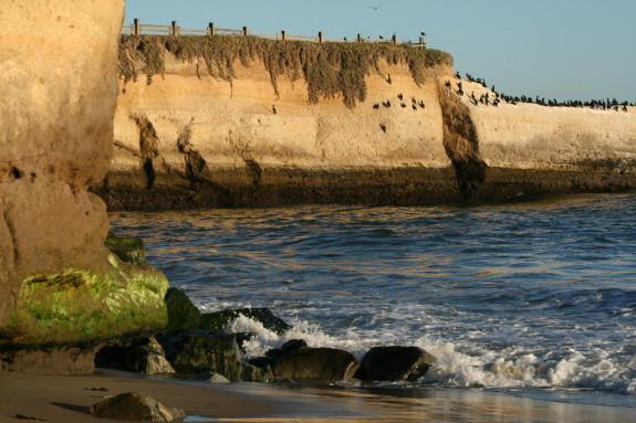 Santa Cruz Beach, Santa Cruz, California
