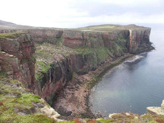St. John's Head, Hoy, Orkneys, Scotland