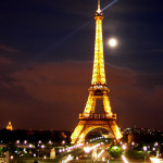 Classic Paris Tourist Sights