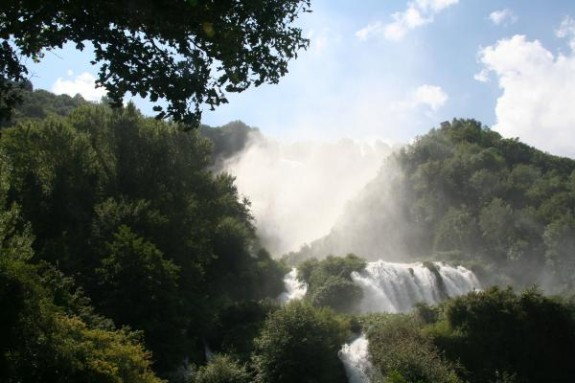 The Marmore's Falls