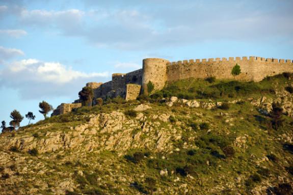Albania castles