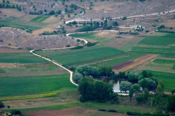 Albania's landscape