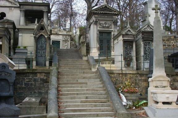 Pere Lachaisé Cemetery