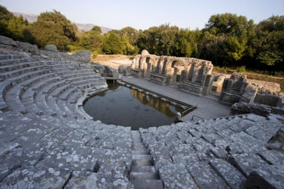 historical site of Butrint