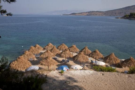 ksamil Albania Beache