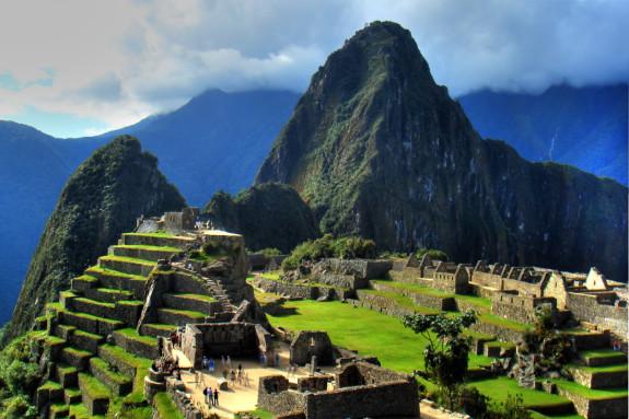 Macho Picchu
