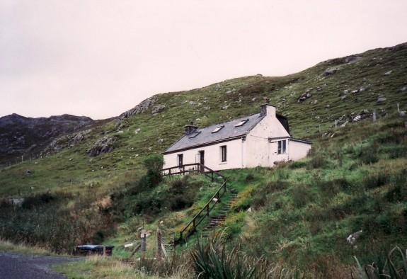 Rhenigidale Hostel, Harris, Western Isles
