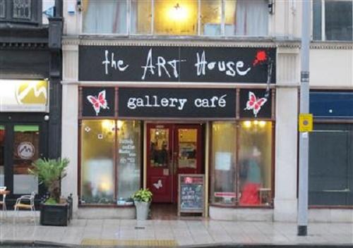 The Art House Gallery Café