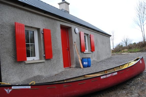 Trannish Island Bothy, County Fermanagh
