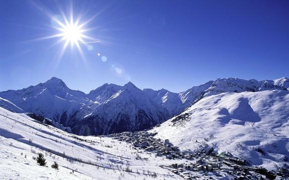 Les Deux Alps, France