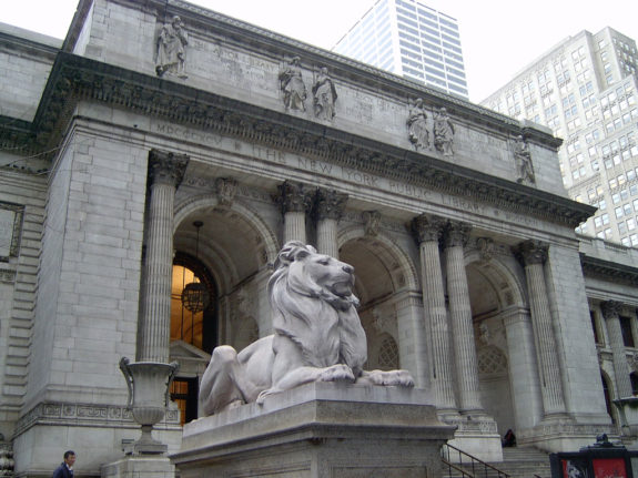 New York Public Libraries