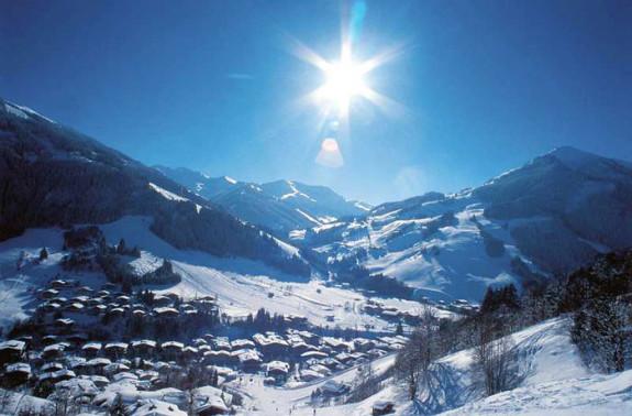 Saalbach Hinterglemm, Austria
