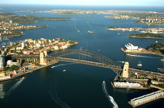 Sydney Harbor Bridge, Sydney