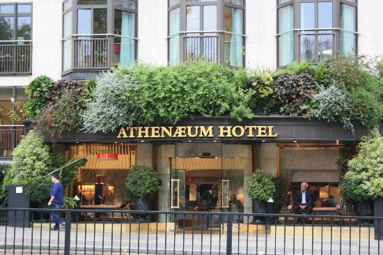 Athenaeum Hotel and Apartment