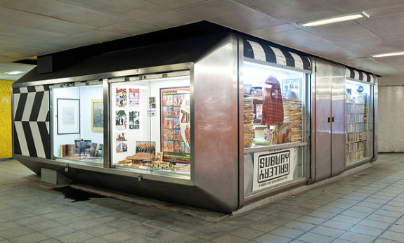 The Subway Gallery