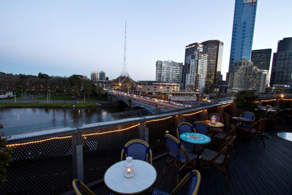Melbourne's rooftop life