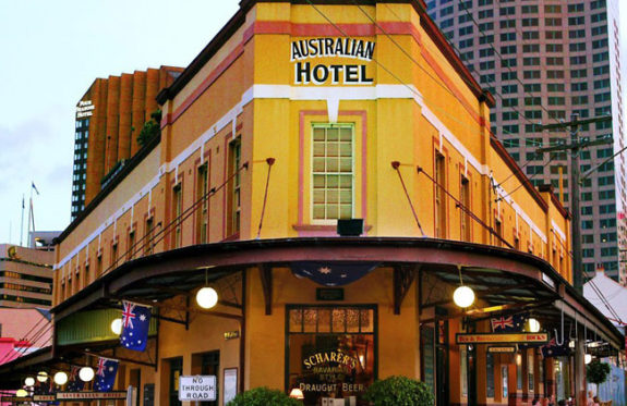 The Australian Hotel At The Rocks