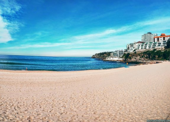 The Bondi Beach