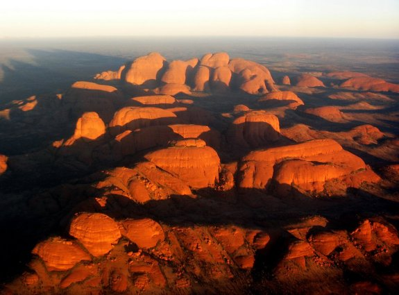 The Uluru-Kata Tjuta National Park