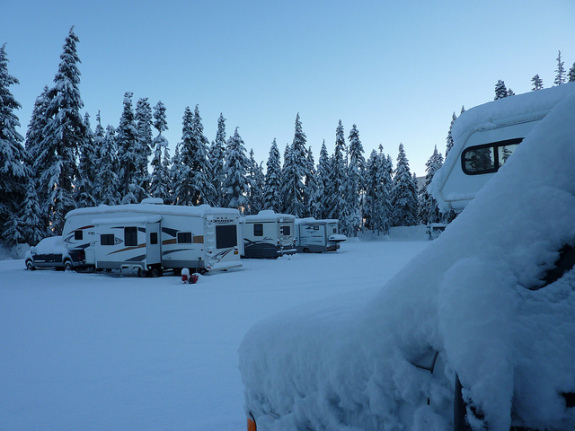 Winter Care Tips for your Caravan