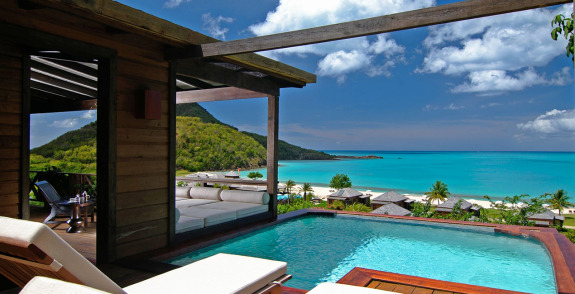 luxury Antigua resorts