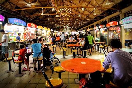 Best Restaurants Newton Singapore