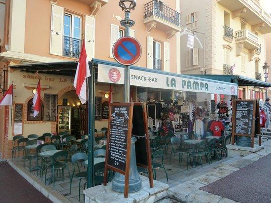 La Pampa - Monaco Ville