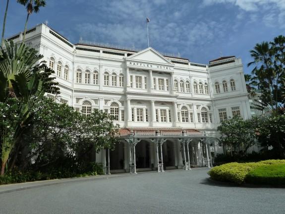 Raffles Hotel, Marina Bay