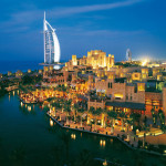Enjoying The Holiday Trip In Dubai While Staying In A Popular Hotel