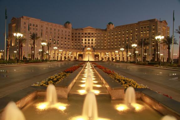 Ritz Carlton, Riyadh